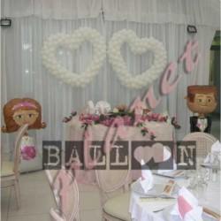 Decorazione Classic Balloon