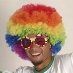 Parrucca Afro Colour