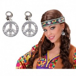 Orecchini Peace Love
