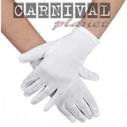 Guanti Wrist White