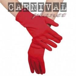 Guanti Wrist Red