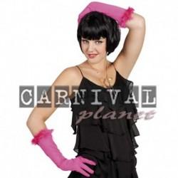 Guanti Cannes Hot Pink