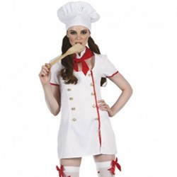 Costume Lady cook