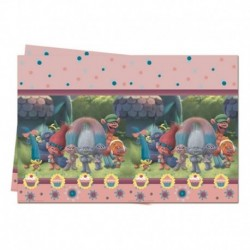 Tovaglia Plastica Trolls 120x180 cm