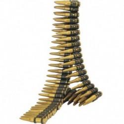 Bandoliera Pallottole 140 cm