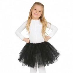 Tutù Danza Bambina Nero