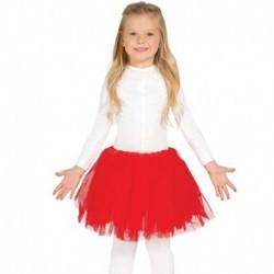 Tutù Danza Bambina Rosso
