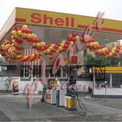 Decorazione Shell