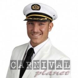Cappello Capitano Bianco