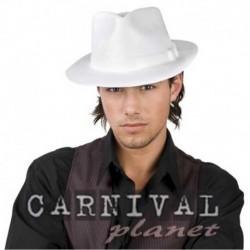 Cappello Anni 30 Bianco