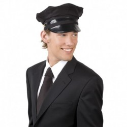 Cappello Autista Nero