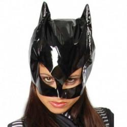 Maschera Similpelle Cat Woman