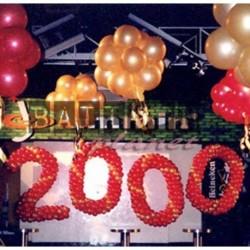Decorazione Capodanno 2000