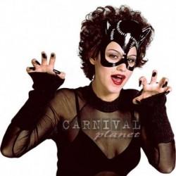 Maschera Plastica Cat Woman