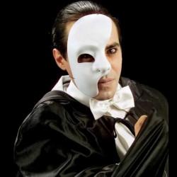 Maschera Plastica Phantom