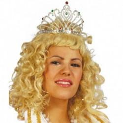 Corona Principessa Tiara Argento