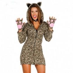 Costume Leopardo