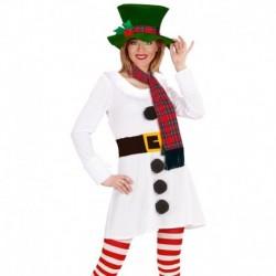 Costume Miss Snowman