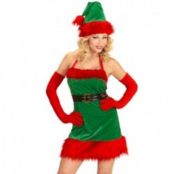 Costume Elfo Sexy