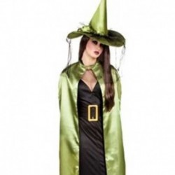 Costume Mantello Verde