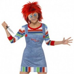 Costume Chucky Girl