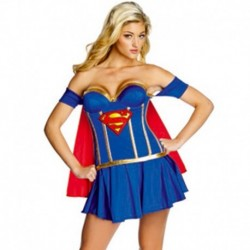 Costume Super Girl