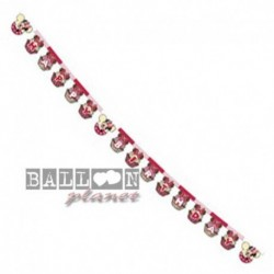 Festone Compleanno Minnie 215 cm