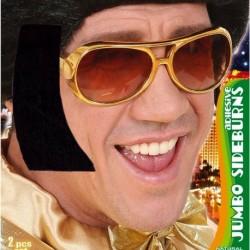 Basette Elvis 6x11 cm