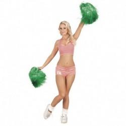 Pon Pon Cheerleader Verde