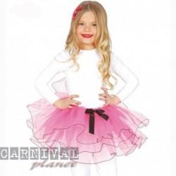 Tutù Danza Bambina Rosa