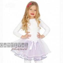 Tutù Danza Bambina Lilla