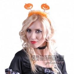 Cerchietto Zucca Halloween