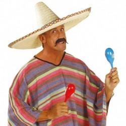 Cappello Paglia Sombrero Messicano