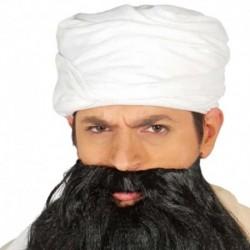 Turbante Arabo Bianco
