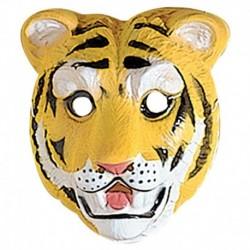 Maschera Plastica Tigre