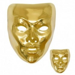 Maschera Gold