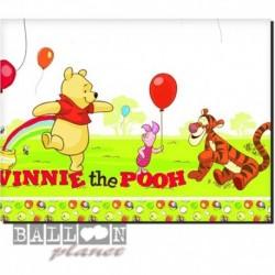 Tovaglia Plastica Winnie Pooh 120x180 cm