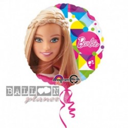 Pallone Barbie 45 cm