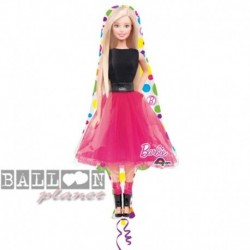 Pallone Barbie 105 cm
