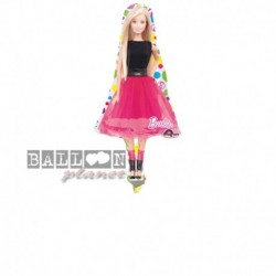Palloncino Barbie 20 cm