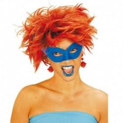 Maschera Plastica Papillon Color