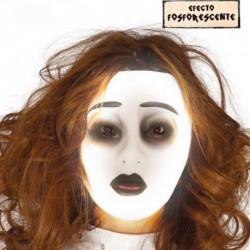 Maschera Plastica Trasparente