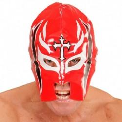 Maschera Tessuto Lottatore Resling