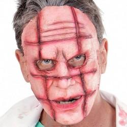 Maschera Lattice Zombie Sfregiato