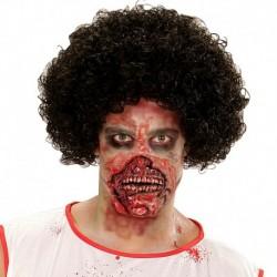 Maschera Lattice Bocca Horror