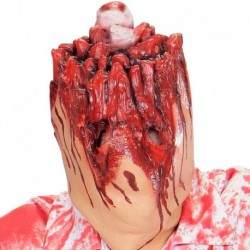 Maschera Lattice Testa Mozzata