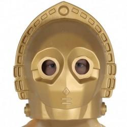 Maschera Plastica Androide