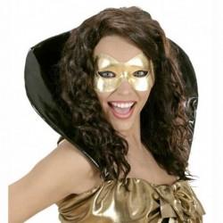 Maschera Tessuto Fidelio Oro