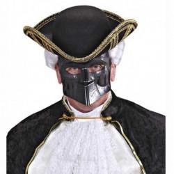 Maschera Cartapesta Doge Veneziano