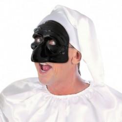 Maschera Plastica Pulcinella